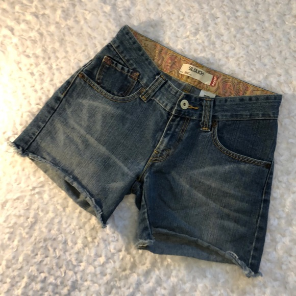 bfbf7ef5 Levi's Shorts   Levis 504 Cutoff Jean Womens 9   Poshmark